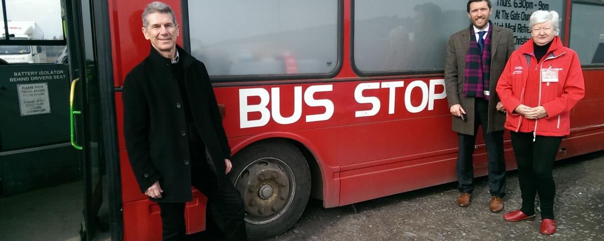 Bus Stop Dundee