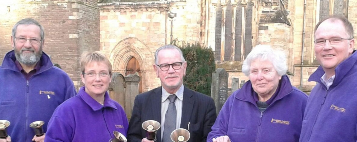 Dunblane Cathedral Handbell Ringers