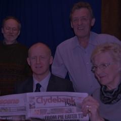 Bankie Talk Talking Newspaper