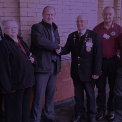 Armed Forces Veterans Association Dumbarton