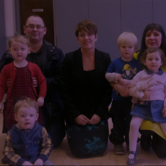 Foxbar playgroup boosted by bursary funding